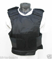 COVER ONLY!! Ex Police Stab & Bullet Proof Overt Covert Body Armour Vest LG11
