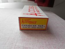 ACCURAIL 45' HIGHWAY TRAILER HO GAUGE CANADIAN NATIONAL NIB