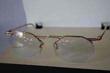 SKAGA 917 Airline  18kt GP Rare  Vintage  Brille Brillengestell