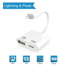 Lightning to USB 3.0 Camera Adapter for Apple iPhone