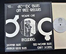 AC-DC Blues Stash 106 Gay Jazz Reissues Ruby Smith Bessie Smith Tampa Red