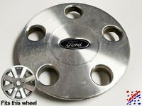 "Factory OEM Ford Taurus Wheel Center Hub Cap Brushed 8G13-1A096-BA 6-1/2"" Grd B"