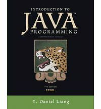 Introduction to Java Programming, Comprehensive Version by Y. Daniel Liang (2012
