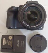 Panasonic LUMIX FZ2500 4K Point and Shoot Camera, 20X LEICA DC F2.8-4.5 Lens,