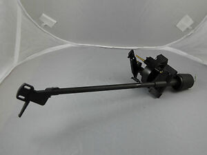 DUAL AUDIO TURNTABLE RECORD PLAYER TONE ARM AND BEARING ASSEMBLY