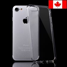 "For iPhone 8 Clear Case (4.7"")- Superior Clear TPU Gel Case / Best Quality"