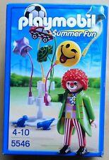 Playmobil Summer Fun Ballonverkäufer Clown | 5546 | NEU in OVP