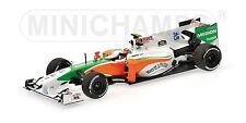 Force India F1 Mercedes Vjm03 V. Liuzzi 2010 1:43 Model MINICHAMPS