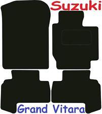 Suzuki Grand Vitara 3 Door DELUXE QUALITY Tailored mats 2006 2007 2008 2009 2010