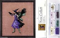 Mirabilia Counted Cross Stitch Chart with Embellishment Pack ~ CLEO #209 Sale