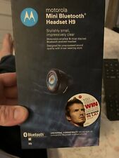 Motorola Mini Bluetooth Headset H9