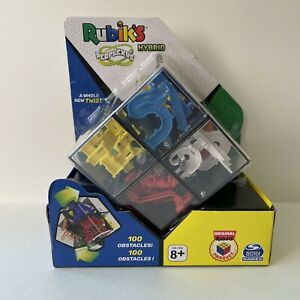 Rubik's Perplexus Hybrid Mind Challenging Puzzle Spin Master Games NEW