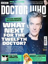DOCTOR WHO MAGAZINE #484 APR 2015 WHAT NEXT FOR 12TH DOCTOR?