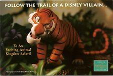 DISNEY - Shere Khan - Jungle Book - Postcard