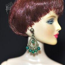 """handmade Tonner Tyler 16"""" doll jewelry earring for Tonner Ellowyne Antoinette"""