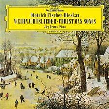 FISCHER-DIESKAU/DEMU-WEIHNACHTSLIEDER - C CD NEW