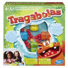 HASBRO GAMING - Juegos Pre Escolares Tragabolas 4 Años