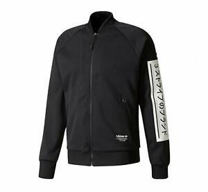 Adidas Originals NMD D-TT Q4 Black Track Jacket Bomber Casual Men NEW RRP£100