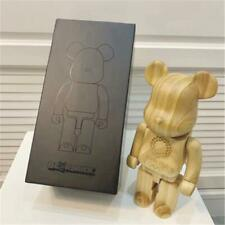 RARE Medicom Bearbrick Tokyo 2020 Olympics Wood 400% Be@rbrick - LIMITED EDITION