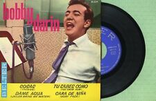 BOBBY DARIN Things / You Know How / Baby Face BELTER 50.634 Spain 1962 EP 45rpm