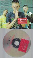 PROMO CD--RAPSOUL--VERZWEIFELT--2 TR