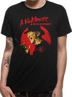 Official Nightmare On Elm Street T-shirt Freddy V's Jason Wes Craven Krueger