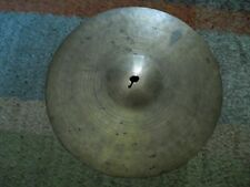 "11 7/8"" Vintage K Zildjian Istanbul Heavy Hi Hat Hihat or light marching 600g 12"