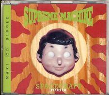 Supreme Machine-Spacecraft 3 trk remix MAXI CD 1994