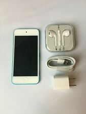 Apple iPod touch 5th Generation Blue (64GB) mint