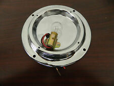 Truck-Lite Ford Crown Vic P71 Police Interceptor Dome Ticket Light CHROME #2