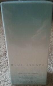 Avon Blue Escape For Her 1.7oz Discontinued Women's Eau de Toilette Spray