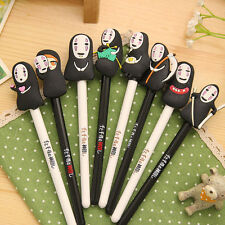 6Pcs Novelty Cute Lovely Faceless Man Ball Pen Office School Supply Stationery