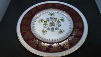 Canada Coats of Arms & Emblems Soliam Ware Simpson Decorative Plate