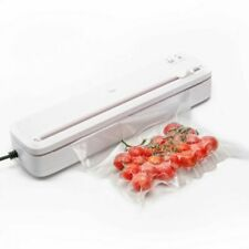 Home Ready HAVFS1088WH Vacuum Food Sealer Machine