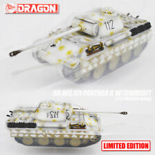 Dragon Sd.Kfz.171 Panther G w/Zimmerit 1/72 Finished Model tank