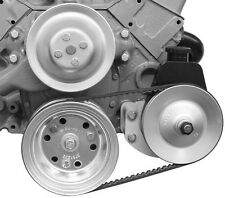 Alan Grove Saginaw Power Steering Pump Bracket Small Block Chevy SBC SWP 400L