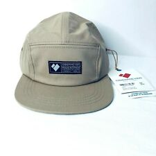 Obermeyer 5 Panel Camper Hat Beige Sand Storm One Size MSRP $29.99 NWT