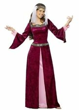 Velour Medieval & Gothic Costumes for Women