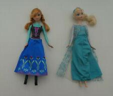 "12""  FROZEN ELSA  & ANNA DOLLS    - DISNEY PRINCESS"