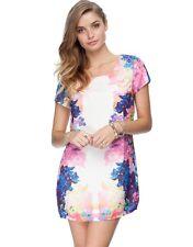 INDIKAH Hydrangea Dress