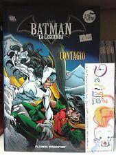 BATMAN LA LEGGENDA #36 - CONTAGIO - Ed PLANETA DeAGOSTINI - SCONTO 40%