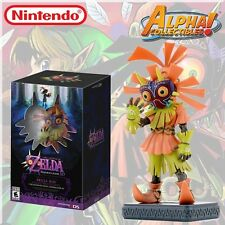 "NINTENDO THE LEGEND OF ZELDA ""SKULL KID"" FIGURE MAJORA'S MASK STATUE"