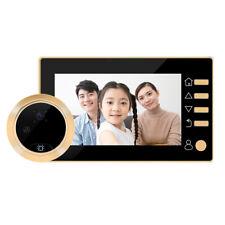 4.3 inch Digital Peephole Door Viewer Wide Angle Doorbell Video Camera
