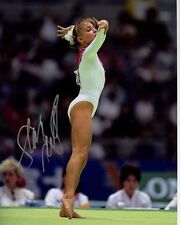 SHANNON MILLER Signed Autographed USA OLYMPIC GYMNAST Photo