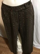yigal azrouel Women Pant size4 made in USA
