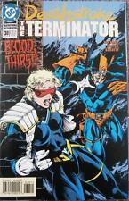 DEATHSTROKE, THE TERMINATOR  #38  {1994}   DC COMICS