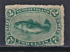 Newfoundland 1879 Scott 38 MH