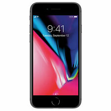 Apple iPhone 8 64Gb Unlocked Gsm Phone - Space Gray (Dents/Scratches)