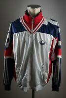 adidas vintage Herren Jacke 90er Sport Track Top Jacket 90s Gr. D7 L F186 CJ1