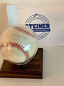 Tony Perez signed ONL baseball w/ HOF 2000 Steiner Sports Memorabilia COA